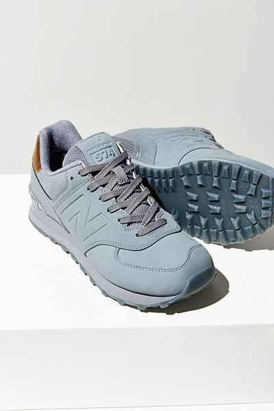New Balance 574 Molten Metal Running Sneaker