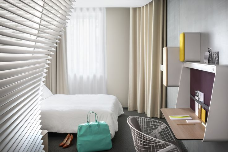 Alias & OKKO Hotels Nantes kobi chair #design Patrick Norguet  photo by Jérôme Galland  Alias brings Italian design in the new OKKO Hotels in Nantes  with kobi chairs designed by Patrick Norguet. A project dedicated to comfort and stylish innovation.