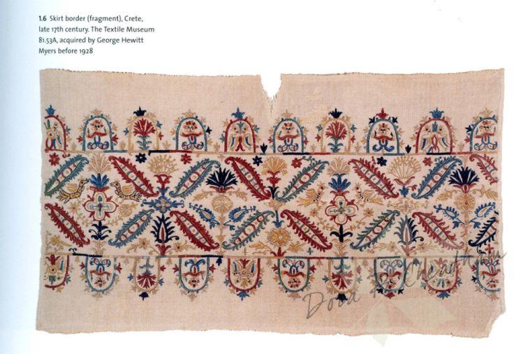 Gallery.ru / Фото #10 - Embroidery of the Greek Islands & Epirus Region - Dora2012