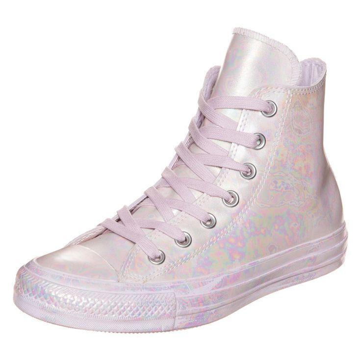 Converse Chuck Taylor All Star High Sneaker Damen rosa metallic NEU