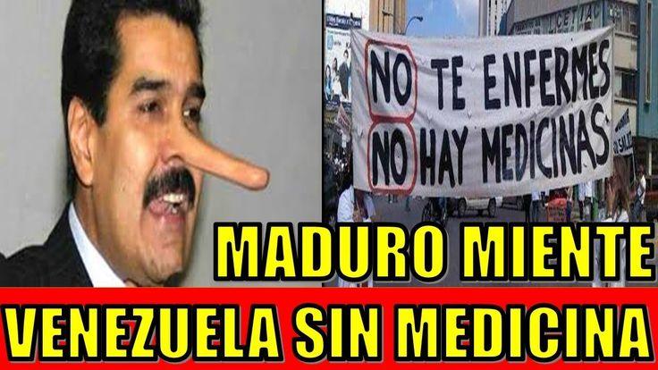 Noticias Importantes de HOY 27 FEBRERO 2018||MADURO le Miente al MUNDO Diciendo que Hay MEDICINAS