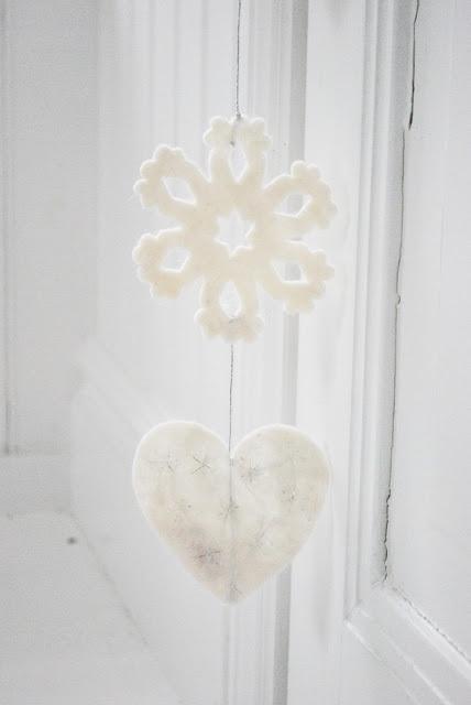 Xmas decor ♥: Xmas Decor, Advent, Christmas Crafts, Christmas Decs, Felt Ornaments, Creative Christmas, Christmas Decor, Decor Felt, Christmas Felt