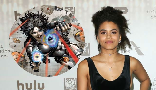 Zazie Beetz Cast as Domino in Deadpool 2!   Zazie Beetz cast as Domino in Deadpool 2!  Series star and producer Ryan Reynolds has taken to Twitter to dispel a rumor and make an announcement of his own by revealing thatZazie Beetz (Atlanta) has joined the cast of Deadpool 2 as Domino! Dominos mutant ability allows her to manipulate probability in her favor making her a lethal mercenary just like Wade Wilson.  RELATED: Watch the Logan Deadpool 2 Teaser!  Deadpool 2will also introduce Cable the…
