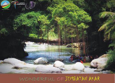 Ranah Minang Holiday Tour and Travel Padang - Sumatera Barat: Pesona Jembatan Akar