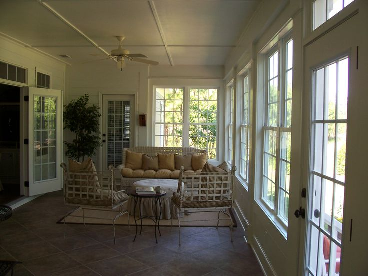 17 best sun room conversion images on pinterest conservatory screened porches and sun room for Converting a sunroom into a bedroom
