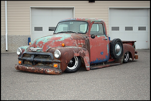 I Wouldn't Change a THING! T130 1955 Chevrolet Pickup