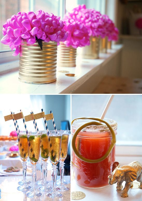 Moroccan Themed Sip 'N See