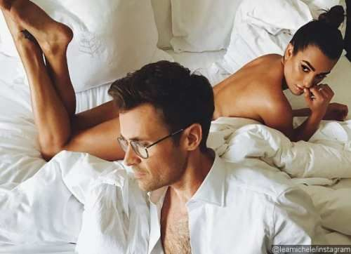 Spettacoli: #Lea #Michele senza #veli a letto insieme a Brad Goreski - la foto Instagram (link: http://ift.tt/2llEXXi )