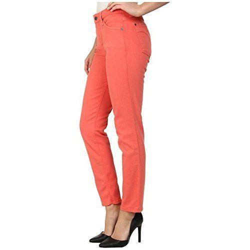 (ミラクルボディージーンズ) Miraclebody Jeans レディース ボトムス ジーンズ Sandra D. Skinny Ankle in Coral 並行輸入品  新品【取り寄せ商品のため、お届けまでに2週間前後かかります。】 カラー:ブラウン 商品番号:ol-8522920-2957
