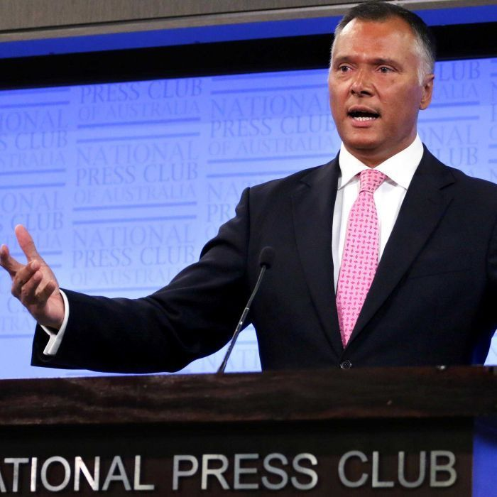 Indigenous journalist Stan Grant in 'conversations' about seat in Federal Parliament #Politics #iNewsPhoto