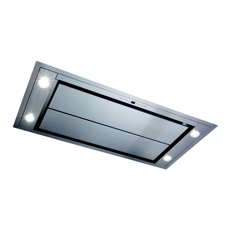 Find CDA EVX101SS Integrated Cooker Hood - 100cm - Silver at Homebase. Visit your local store for the widest range of kitchens products.