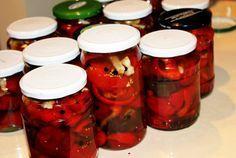 Retete Culinare - Gogoșari conservați la rece