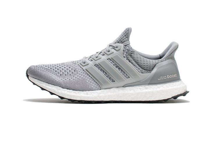 Adidas Boost Women's Grey