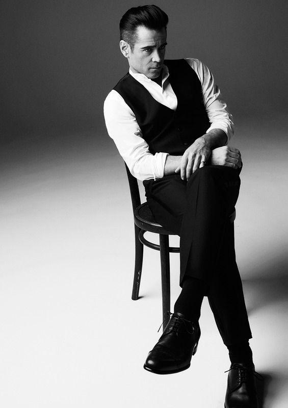 Colin Farrell: un encuentro de máxima intensidad