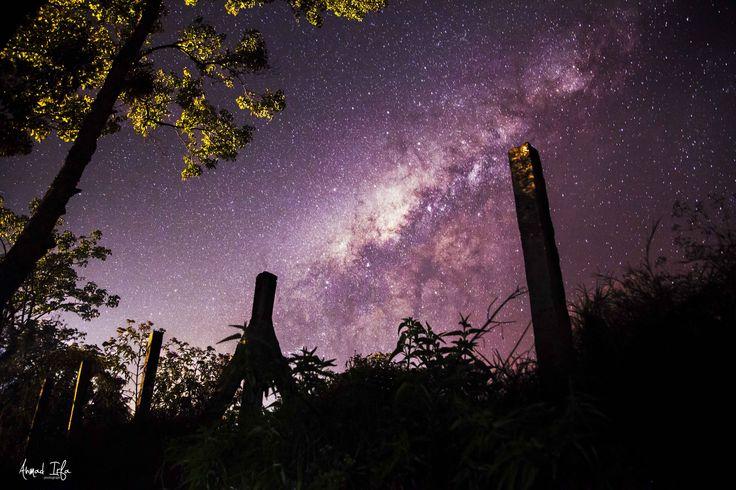 Milky Way #milkyway