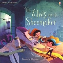 Usborne Picture Book: The Elves and the Shoemaker