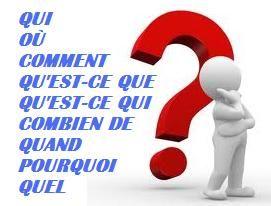 Poser des questions