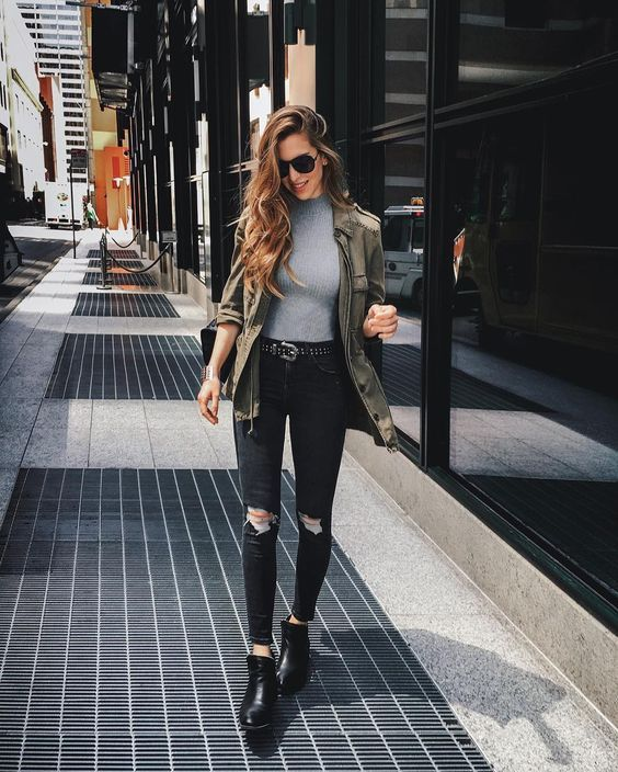 24 Best Black Pants Outfit Ideas to Copy – –