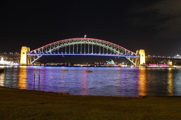 Vivid Sydney - Blue's Point