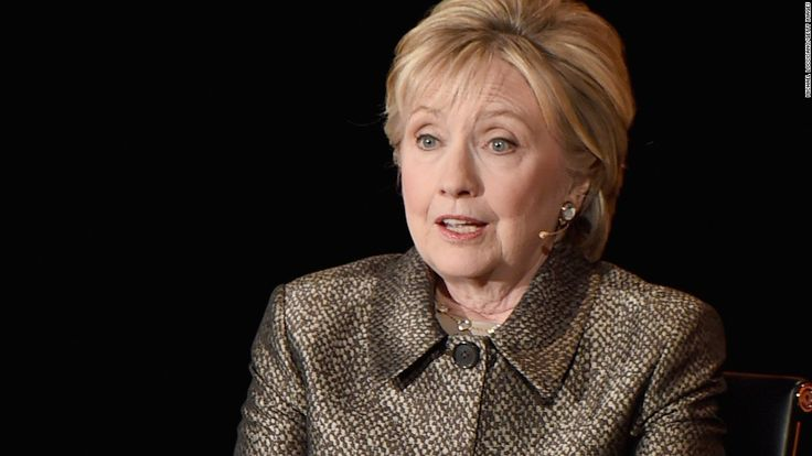 Hillary Clinton referred to Russias meddling in the 2016 US presidential election as an act of aggression on Thursday, in her most extended comments yet about a controversy that has consumed the earliest days of Donald Trump's presidency.