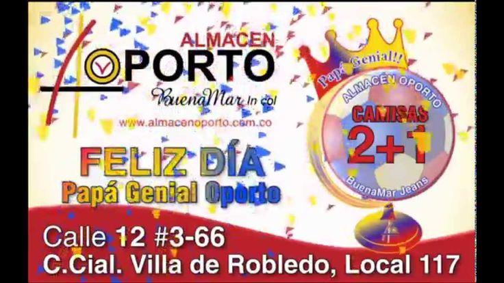 Papá Genial #Cartago #Pereira @almacenoporto1 evento virtual