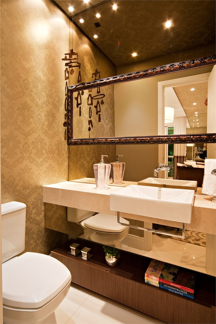 43 Best Images About Banheiros On Pinterest Architecture Bathroom Ideas And Interior