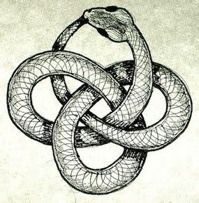 Image result for Ouroboros Tattoo ancient