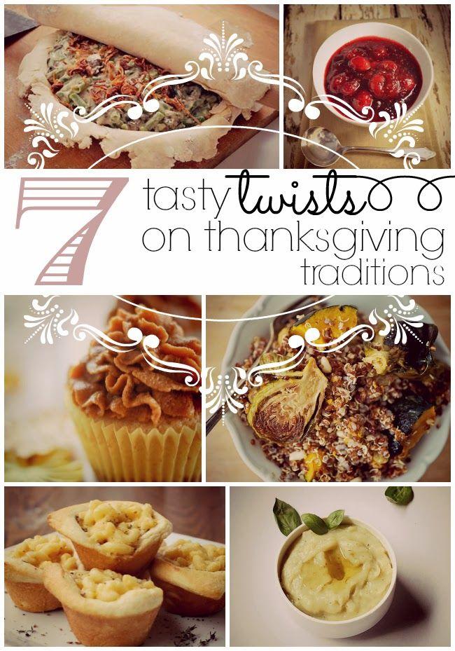 eat.sleep.MAKE.: 7 Tasty Twists on Thanksgiving Traditions
