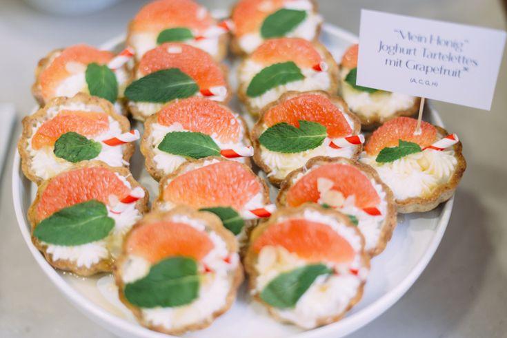 Honig-Joghurt-Tartelettes   Foto von elisateichtmeister.com
