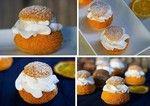 Апельсиновые пирожные Шу с тестом Craqueline. Обсуждение на LiveInternet - Российский Сервис Онлайн-Дневников
