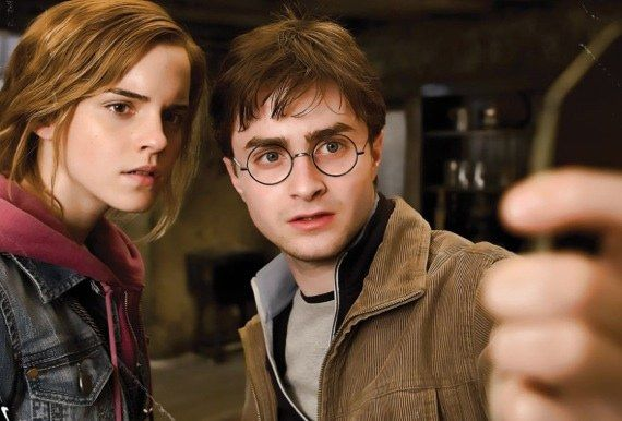 """I got Harry and Hermione! Which """"Harry Potter"""" Duo Are You And Your BFF? --Like Harry and Hermione, you're total opposites. One of you is a little smarter than the other, and one of you is a little more brave — and you both know which one is which. While sometimes that means you don't enjoy all the same activities, you're an amazingly well-balanced team, and between the two of you there is nothing you can't do."""