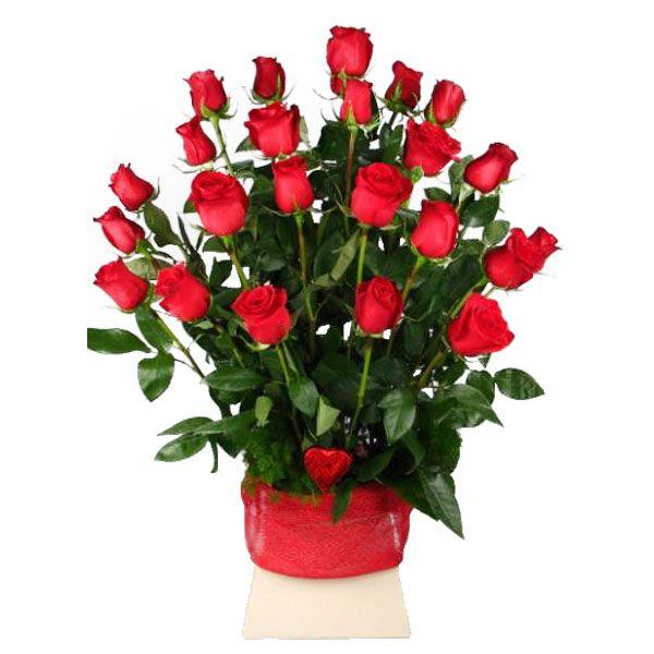 Roses en mass