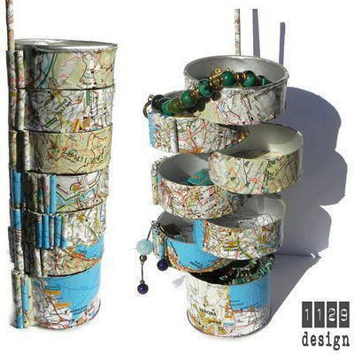 Reciclagem de Latas de Atum                              …
