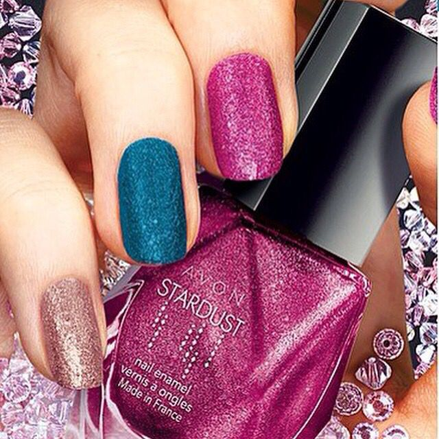 Avon Nail Polish Matte – Papillon Day Spa