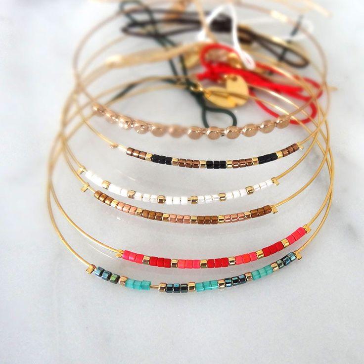 Bracelet Jonc Alexandra Bijoux Caroline Najman Allthemust All The Must