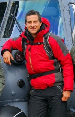 """Edward Michael Grylls better known as """"Bear"""" Grylls is a thrill seeker, author and TV Host from the United Kingdom. You may know him from the..."""