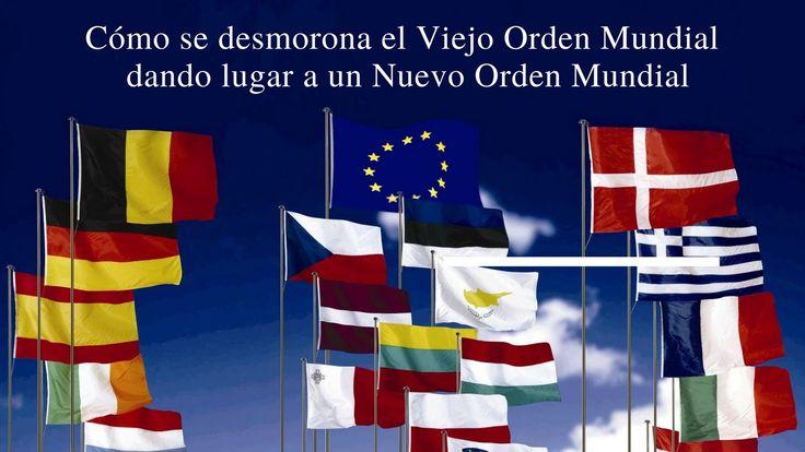 Cómo se desmorona el Viejo Orden Mundial dando lugar a un Nuevo Orden Mu...