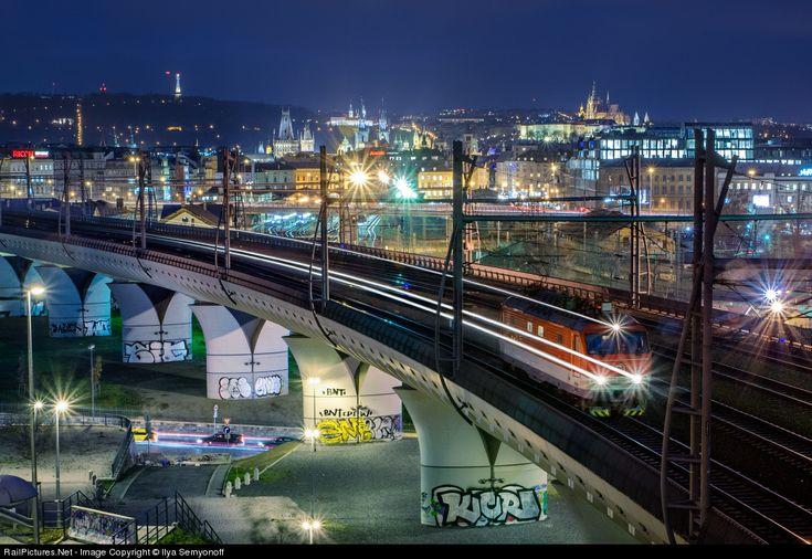 RailPictures.Net Photo: CD - Ceske Drahy 350 SKODA at Prague, Czech Republic by Ilya Semyonoff