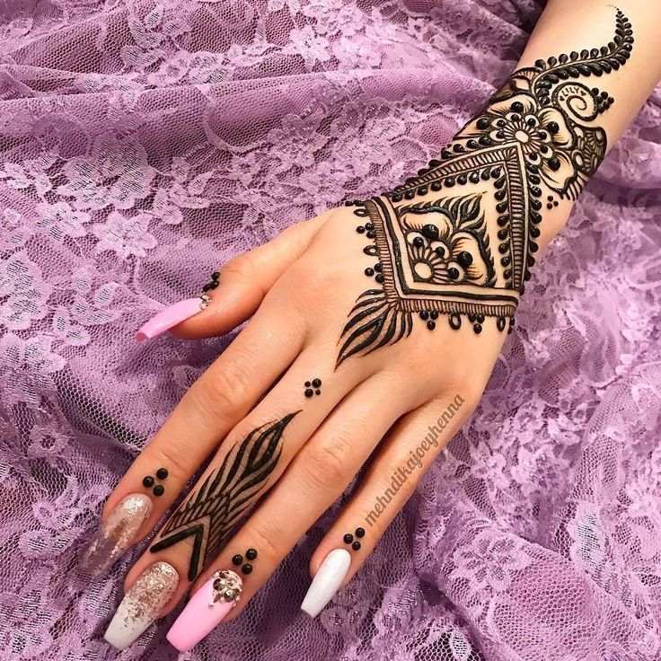 Latest & Best Eid Mehndi Designs (5)