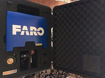FARO Focus3D-X330 Scanner, used only once