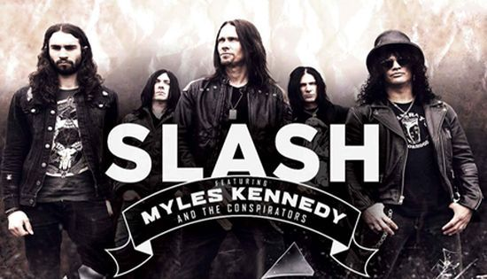 Slash featuring Myles Kennedy & The Conspirators live in der St. Jakobshalle Basel - http://www.dravenstales.ch/slash-featuring-myles-kennedy-the-conspirators-live-in-der-st-jakobshalle-basel/