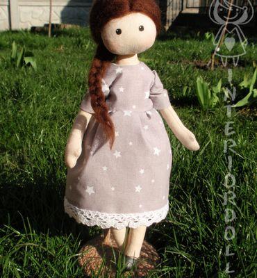 Интерьерная куколка Дария
