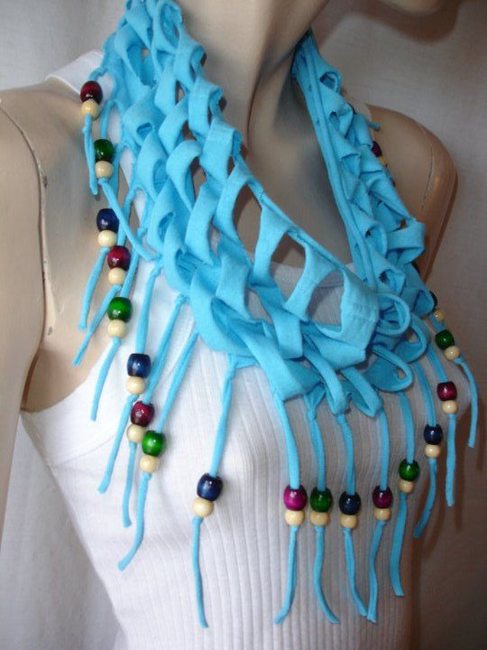 unique crafts   Recycling ideas: Unique fashion for women ~ Craft , handmade blog