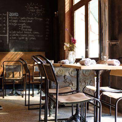 Restaurant oficina brussel foto koen verswijver 09