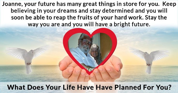 What Does Your Life Have Have Planned For You?
