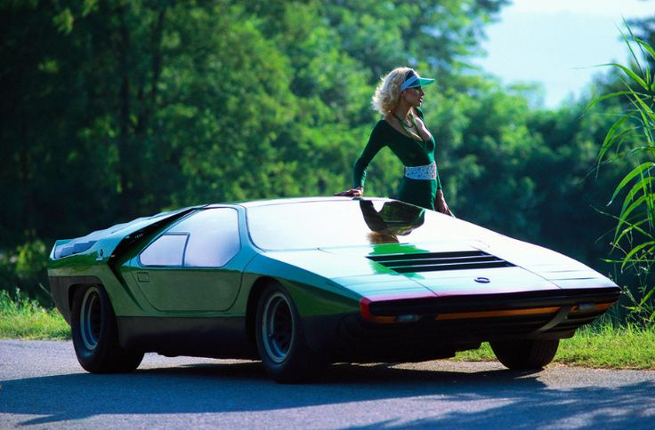 70s Concept Cars / Yesterday's Dreams of the Future | Elusive Magazine