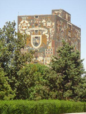 Discover the UNAM campus