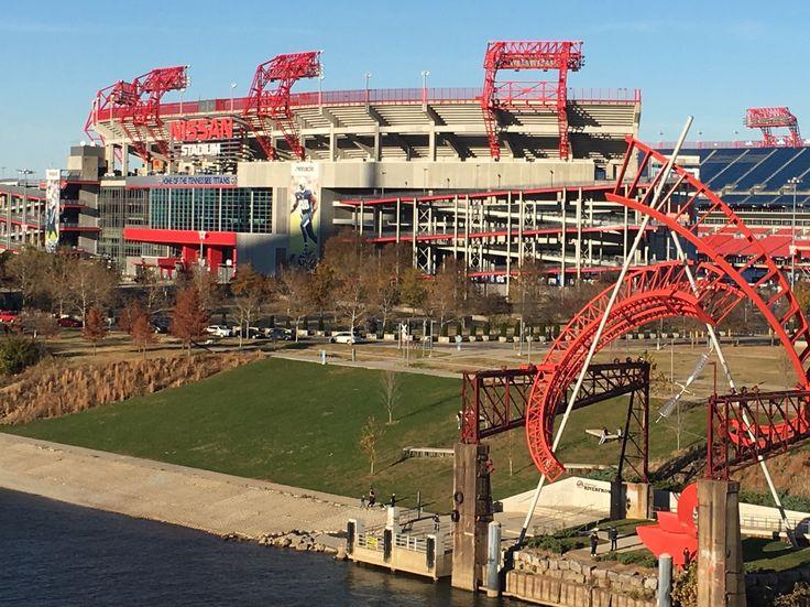 Nissan Stadium, home of the Titans