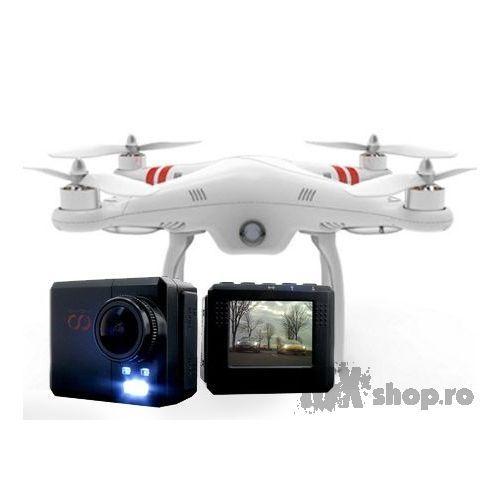 Drona DJI Phantom + CamOne Infinity HD - MXShop - GoPro - TU esti EROUL