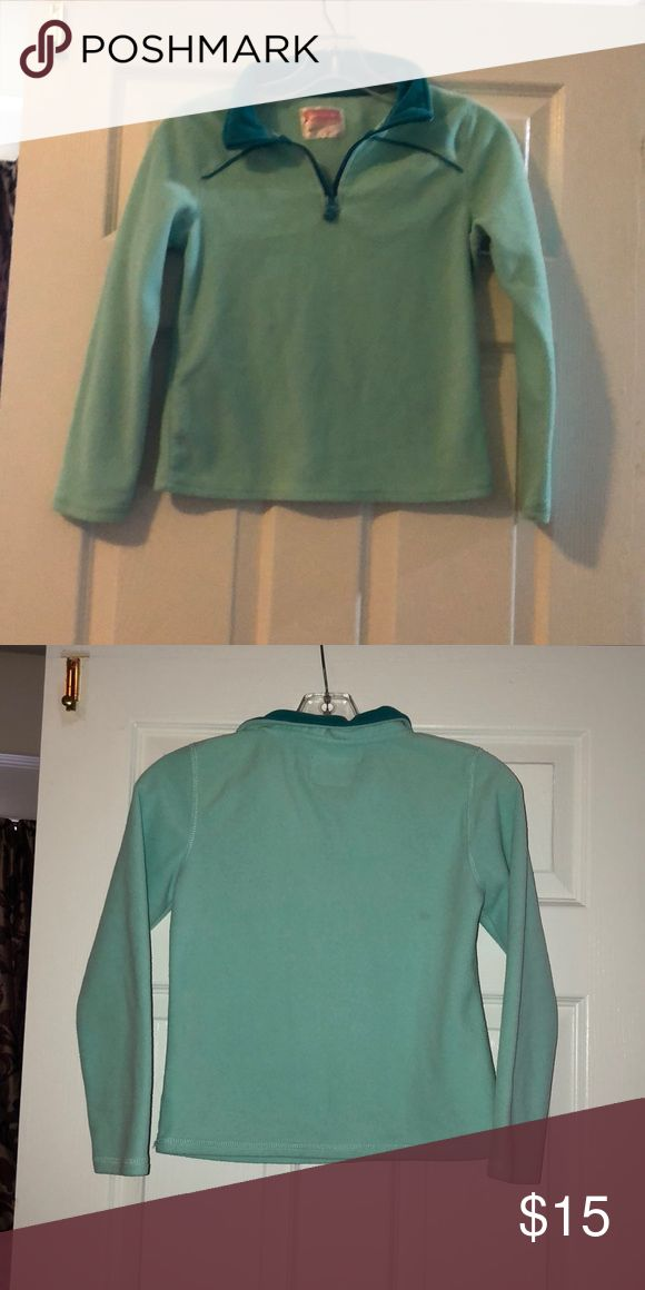 Girls pull over sweat shirt Size medium (10/12). 100% polyester Machine washable Shirts & Tops Sweatshirts & Hoodies